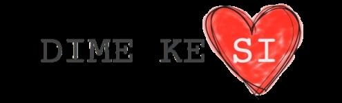 Logo de Dime Ke Si