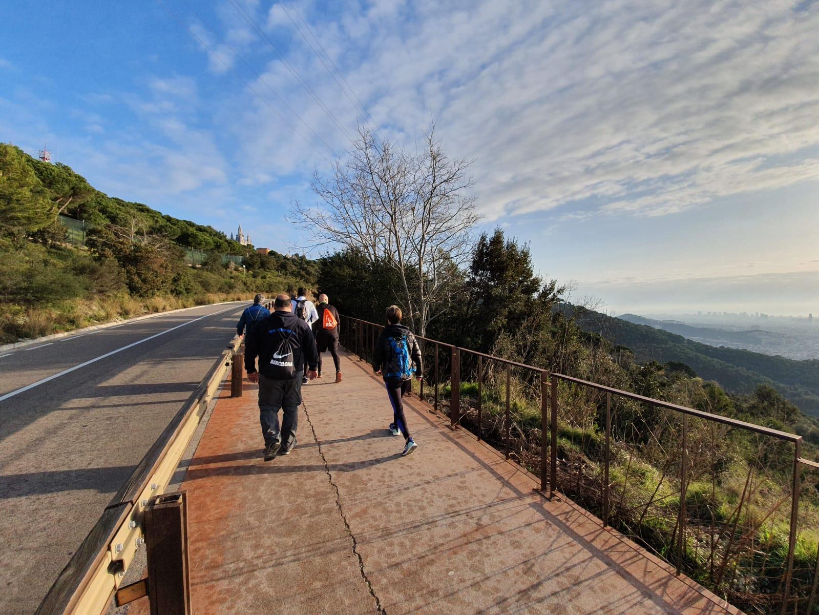 Foto de Silvia Cueto 1 - Caminar transforma Dime Ke Si