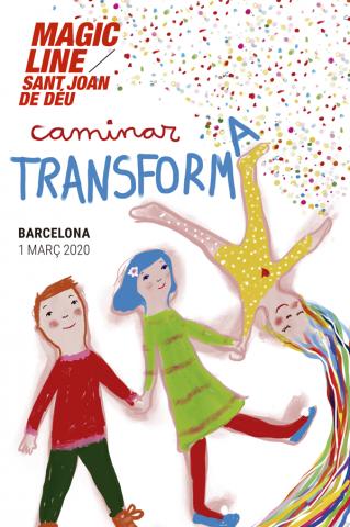 magicline sjd bcn 2020 2 - Caminar transforma Dime Ke Si