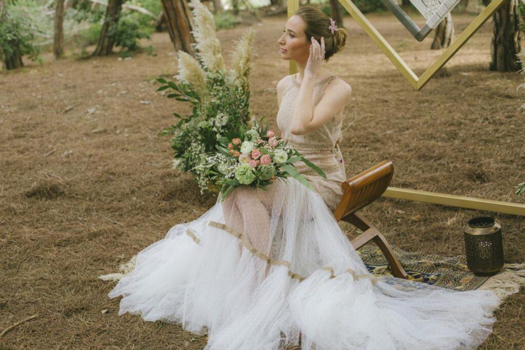 ShootingWeddingLoveingreen164 1024x683 - Inspiración en rosa para tu boda